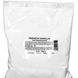 White Bear French Vanilla Cappuccino 2lb thumbnail