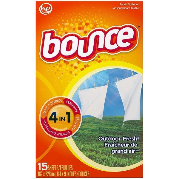Bounce Dryer Sheets 15ct thumbnail