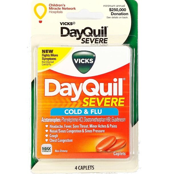 DayQuil Severe 2 pack thumbnail