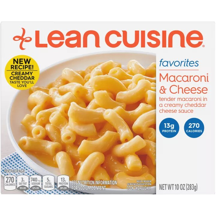 Lean Cuisine Mac and Cheese thumbnail