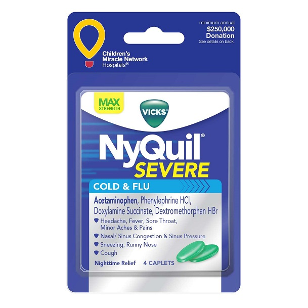 NyQuil 4-Capsules thumbnail