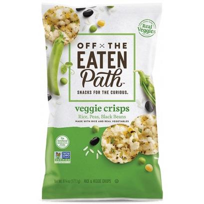 Off the Eaten Path Veggie Crisps 2.5oz thumbnail