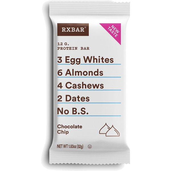 RxBar Chocolate Chip thumbnail