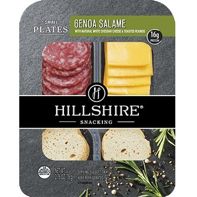 Hillshire Snacking Meat and Cheese Snack Plate thumbnail