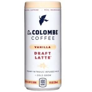 La Colombe Draft Vanilla Latte 9oz thumbnail