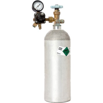 CO2 Tank Refill 15lb thumbnail