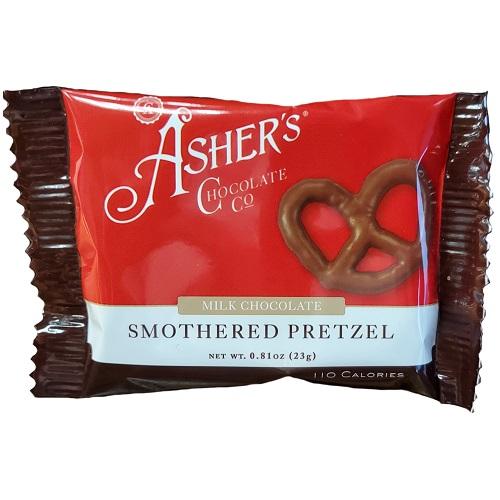 Asher's Mini Pretzels 0.8oz thumbnail