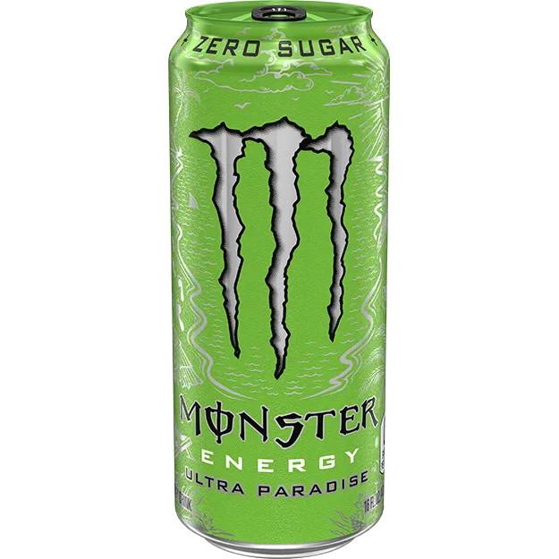 Monster Ultra Green Paradise 16oz thumbnail