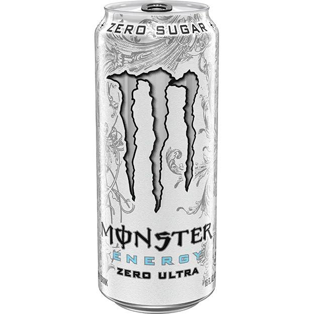 Monster Ultra White 16oz thumbnail