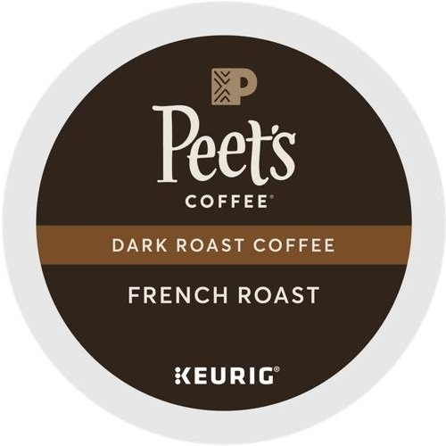 K-Cup Peets Coffee French Roast thumbnail