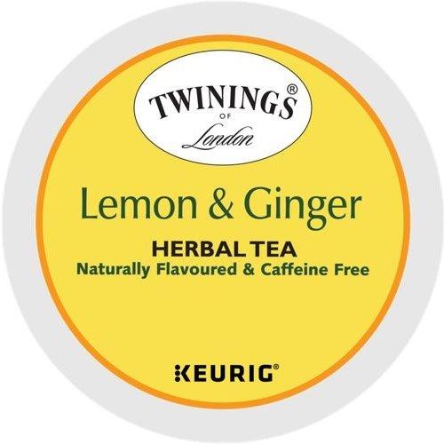 K-Cup Twinings Lemon Ginger Tea thumbnail