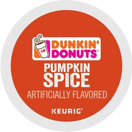 K-Cup Dunkin Donuts Pumpkin Spice thumbnail