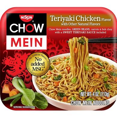 Nissin Chow Mein Teriyaki Chicken thumbnail