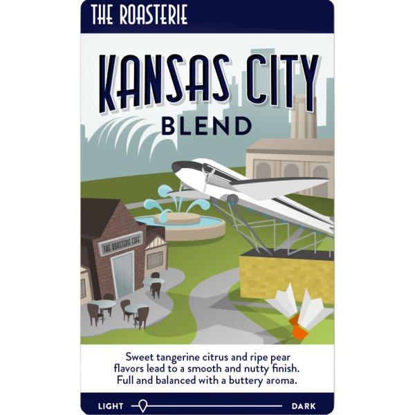 KC Roasterie KC Blend Whole Bean 5lb thumbnail