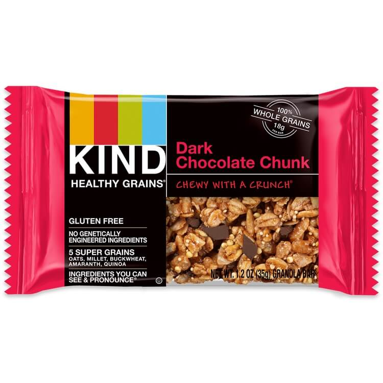 Kind Healthy Grain Dark Chocolate thumbnail