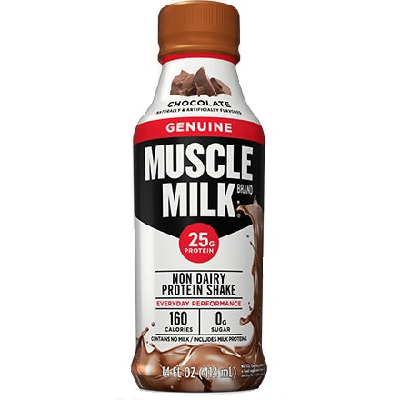 Muscle Milk Chocolate 14oz thumbnail
