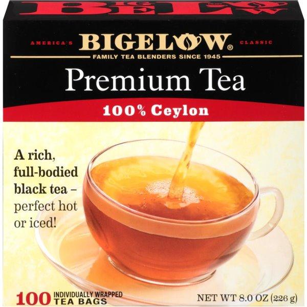 Bigelow Tea Premium Blend Bag 100ct thumbnail
