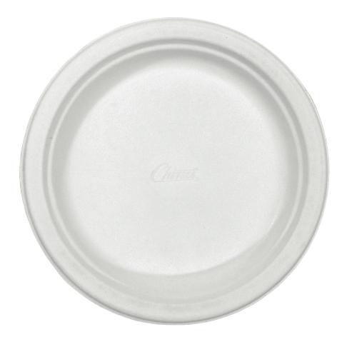 9 inch Fiber Plate 500ct thumbnail