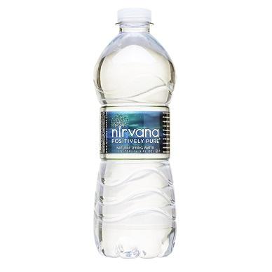 Nirvana Water 16oz/24ct thumbnail