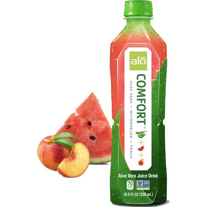 Alo Comfort Watermelon & Peach 16.9oz thumbnail