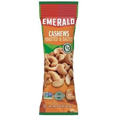 Emerald Roasted Salt Cashews thumbnail
