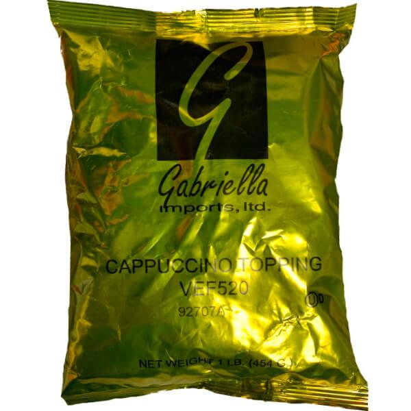 Gabriella Cappuccino Topping 1lb thumbnail