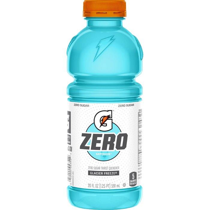 Gatorade Zero Glacier Freeze 20oz thumbnail