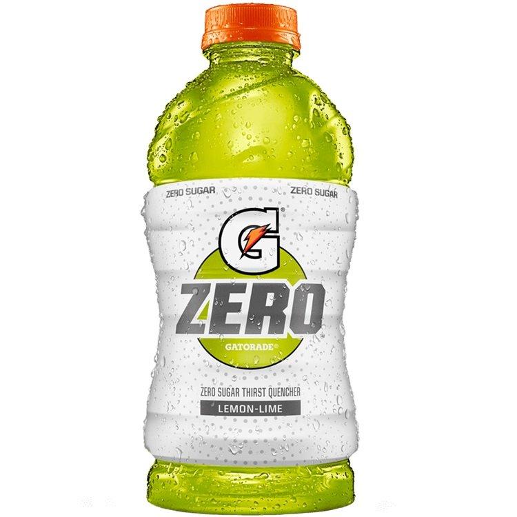 Gatorade Zero Lemon Lime 20oz thumbnail