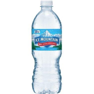 Ice Mountain Water 20oz thumbnail