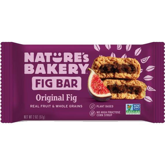 Natures Bakery Fig Bar 12ct thumbnail
