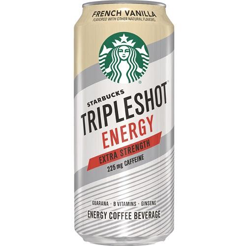 Starbuck's Triple Shot Espresso French Vanilla thumbnail