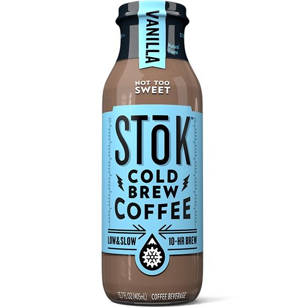 Stok Cold Brew Coffee 13.7oz thumbnail