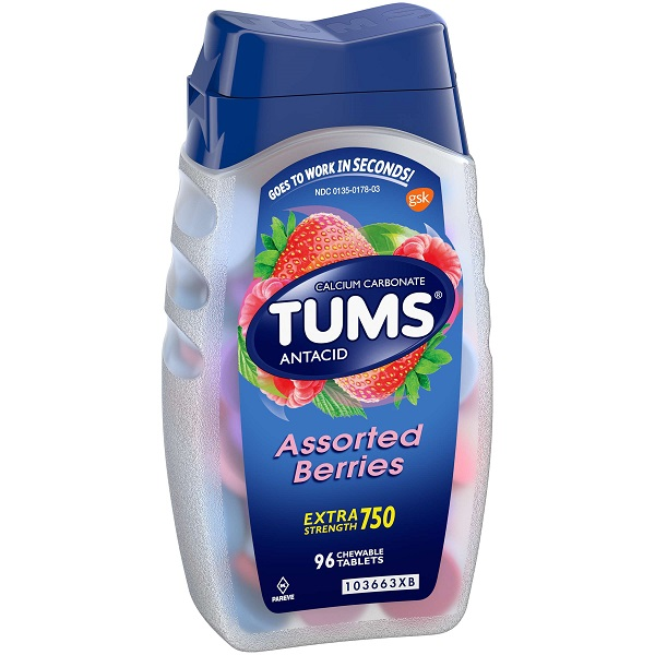 Tums Assorted Berries 265 Tabs thumbnail