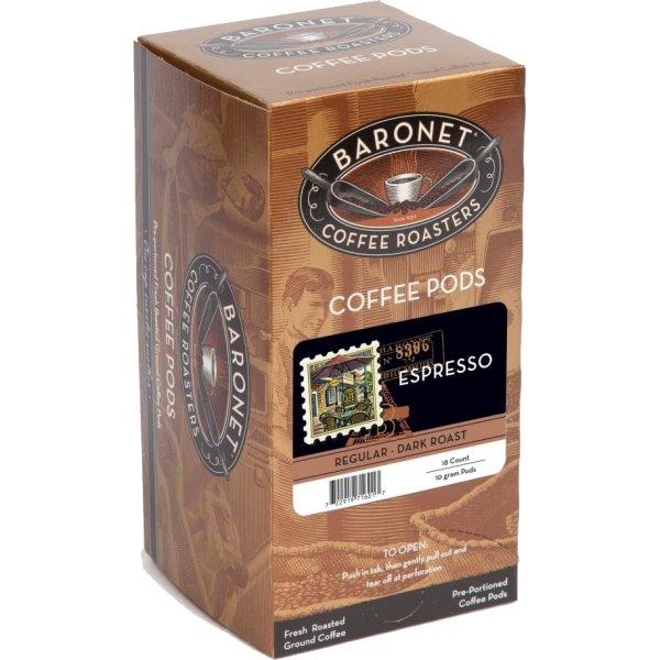 Baronet Espresso Pods thumbnail
