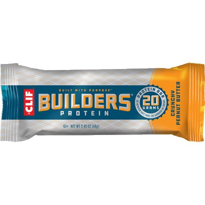 Clif Builders Protein Crunchy Peanut Butter thumbnail