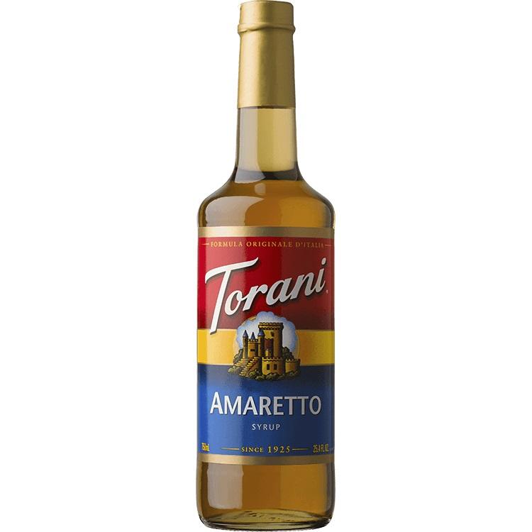 Torani Amaretto 750 ml thumbnail