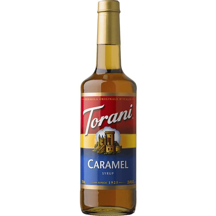 Torani Caramel 750 ml thumbnail