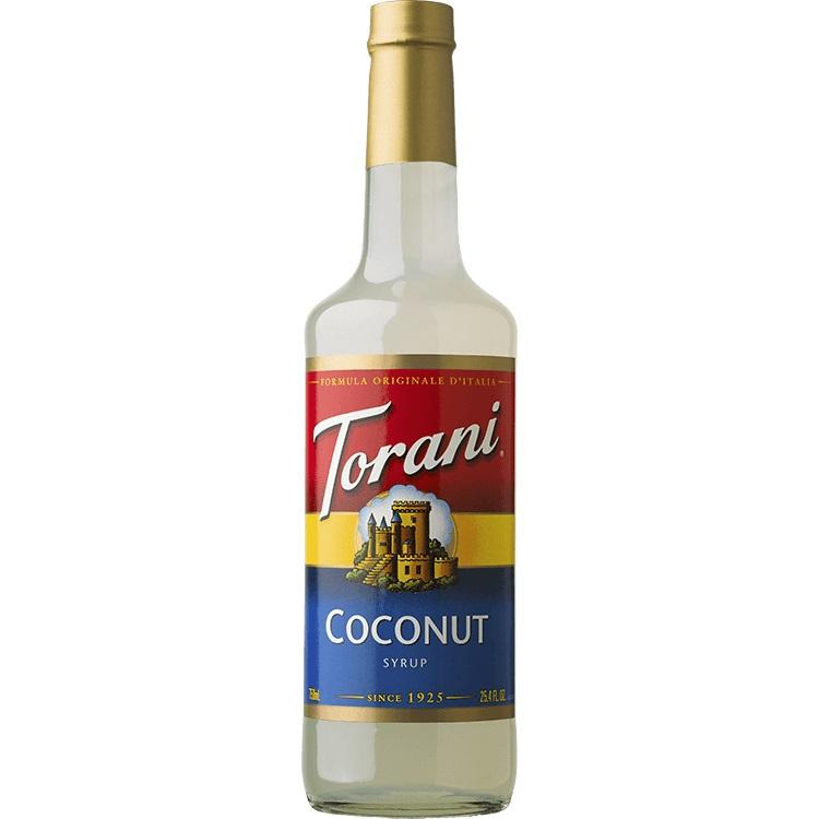 Torani Coconut 750 ml thumbnail