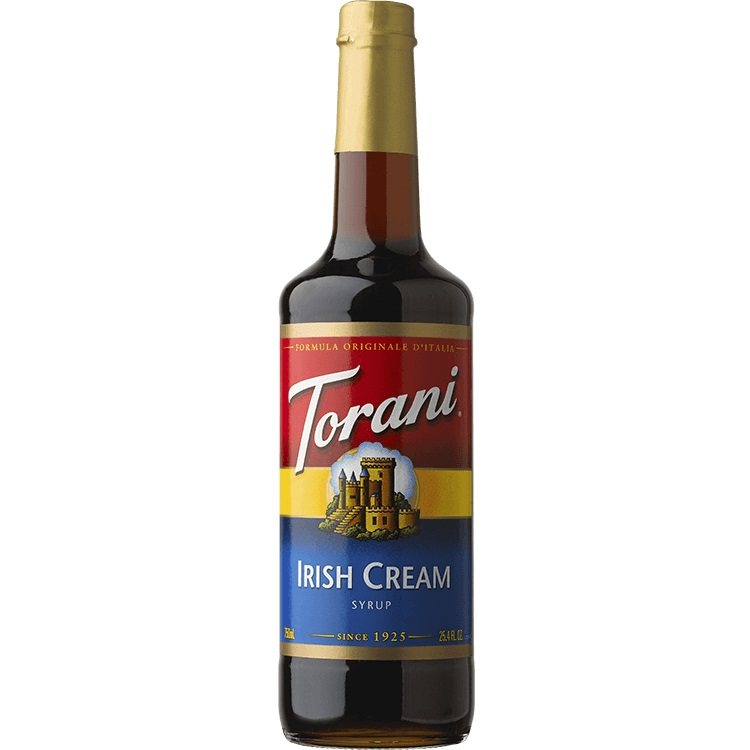 Torani Irish Cream 7250 ml thumbnail
