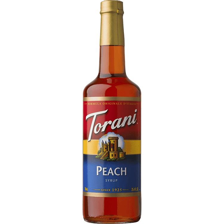 Torani Peach 750 ml thumbnail