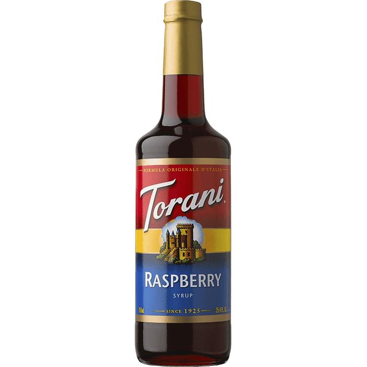 Torani Raspberry 750 ml thumbnail