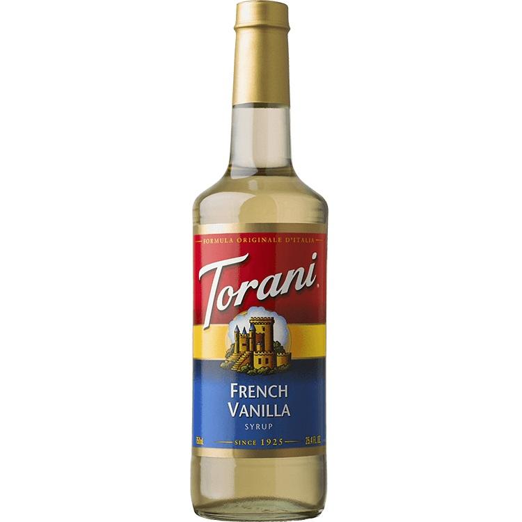 Torani French Vanilla 750 ml thumbnail