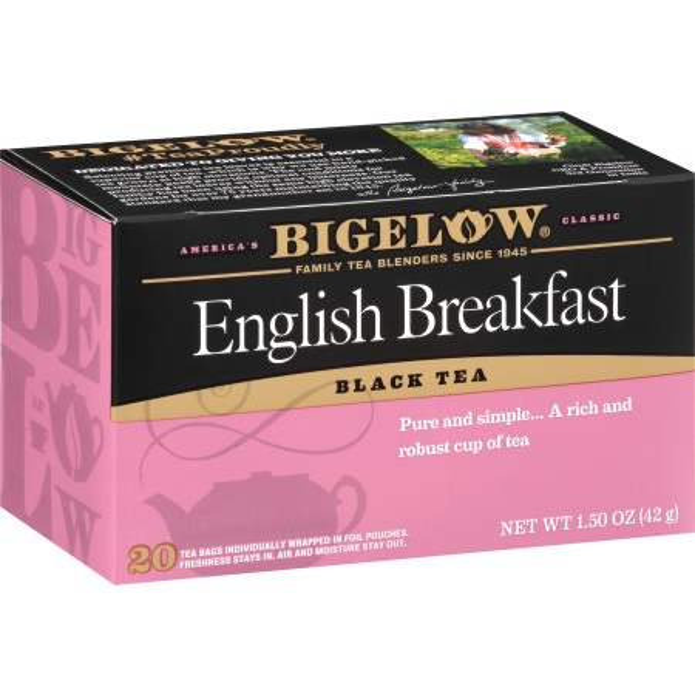 Bigelow English Breakfast thumbnail