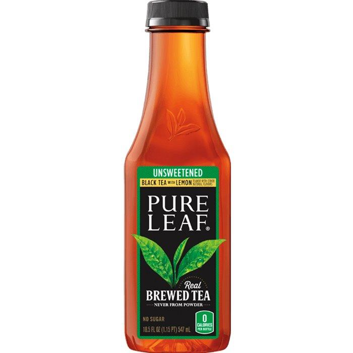Pure Leaf Unsweetened Lemon 547ml thumbnail