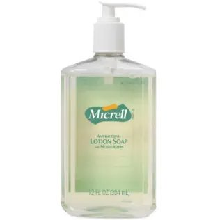 Micrell Antibacterial Lotion Soap 354ml thumbnail
