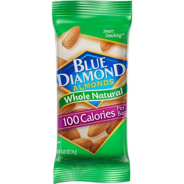 Blue Diamond 100 Cal Natural Almonds thumbnail