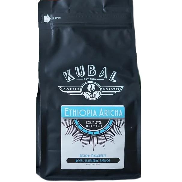 Cafe Kubal Ethiopia Whole Bean 5lb thumbnail