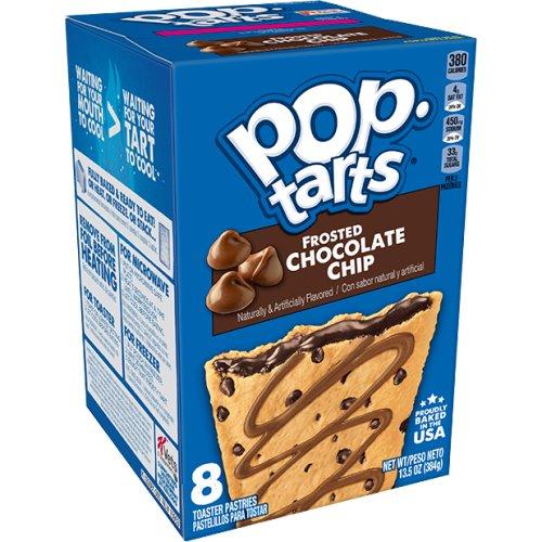 Pop Tart Chocolate Chip 6ct Box thumbnail