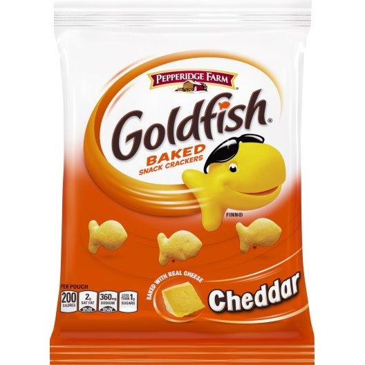 Pepperidge Farm Goldfish 2.25oz thumbnail
