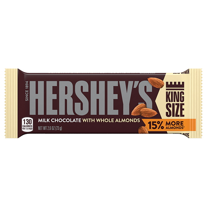Hershey Almond King Size thumbnail